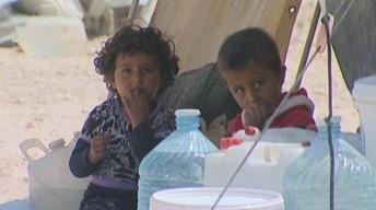 Syrian Refugees Feel Let Down by Caution on Military Action