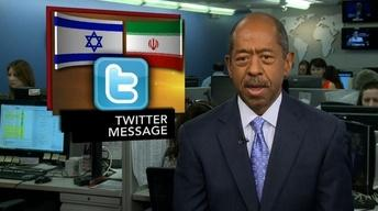News Wrap: Iran Foreign Minister Sends Rosh Hashanah Tweet