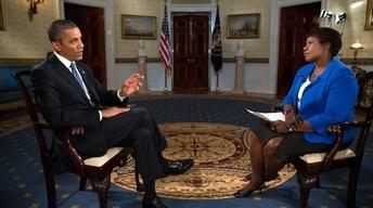 Obama: Diplomacy With Syria 'Overwhelmingly My Preference'