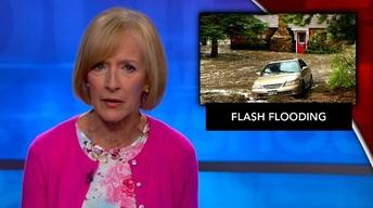 News Wrap: More Rain Expected for Flood-Ravaged Colorado