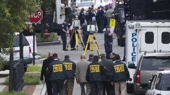 At Least 12 Killed in Mass Shooting at Washington Navy Yard