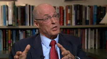 Henry Paulson Wishes He Had Today's Regulatory Tools