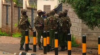 Kenya Forces Faced Well-Prepared Attackers in Mall