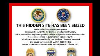 Feds bust online illegal drug market and its proprietor