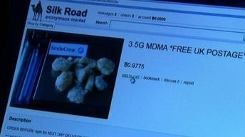 Silk Road used digital currency to sell drugs in plain sight
