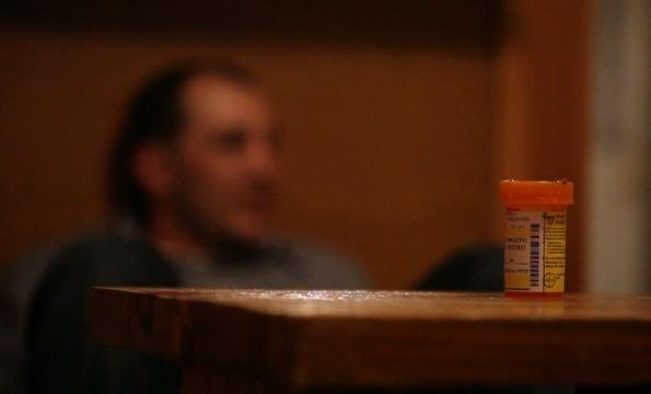 Painkillers causing pain for veterans