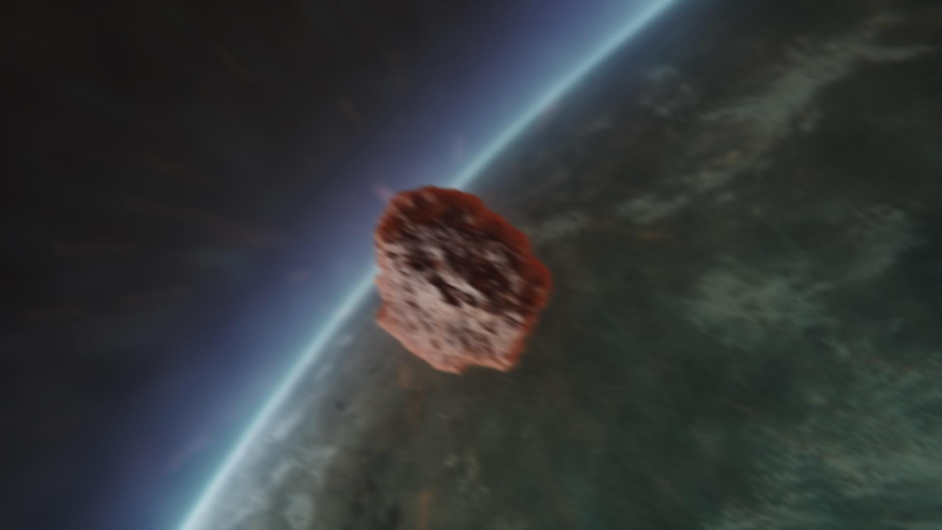 Asteroid: Doomsday or Payday? image