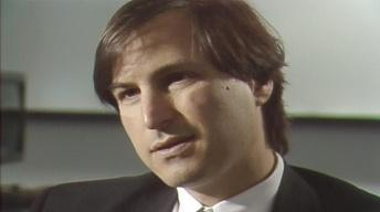 An Interview With Steve Jobs