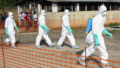 Surviving Ebola Video Thumbnail