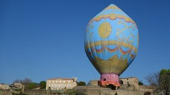 S41 Ep17: Ben Franklin's Balloons