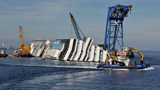Sunken Ship Rescue Video Thumbnail
