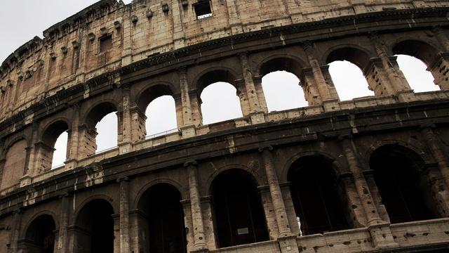 Colosseum: Roman Death Trap