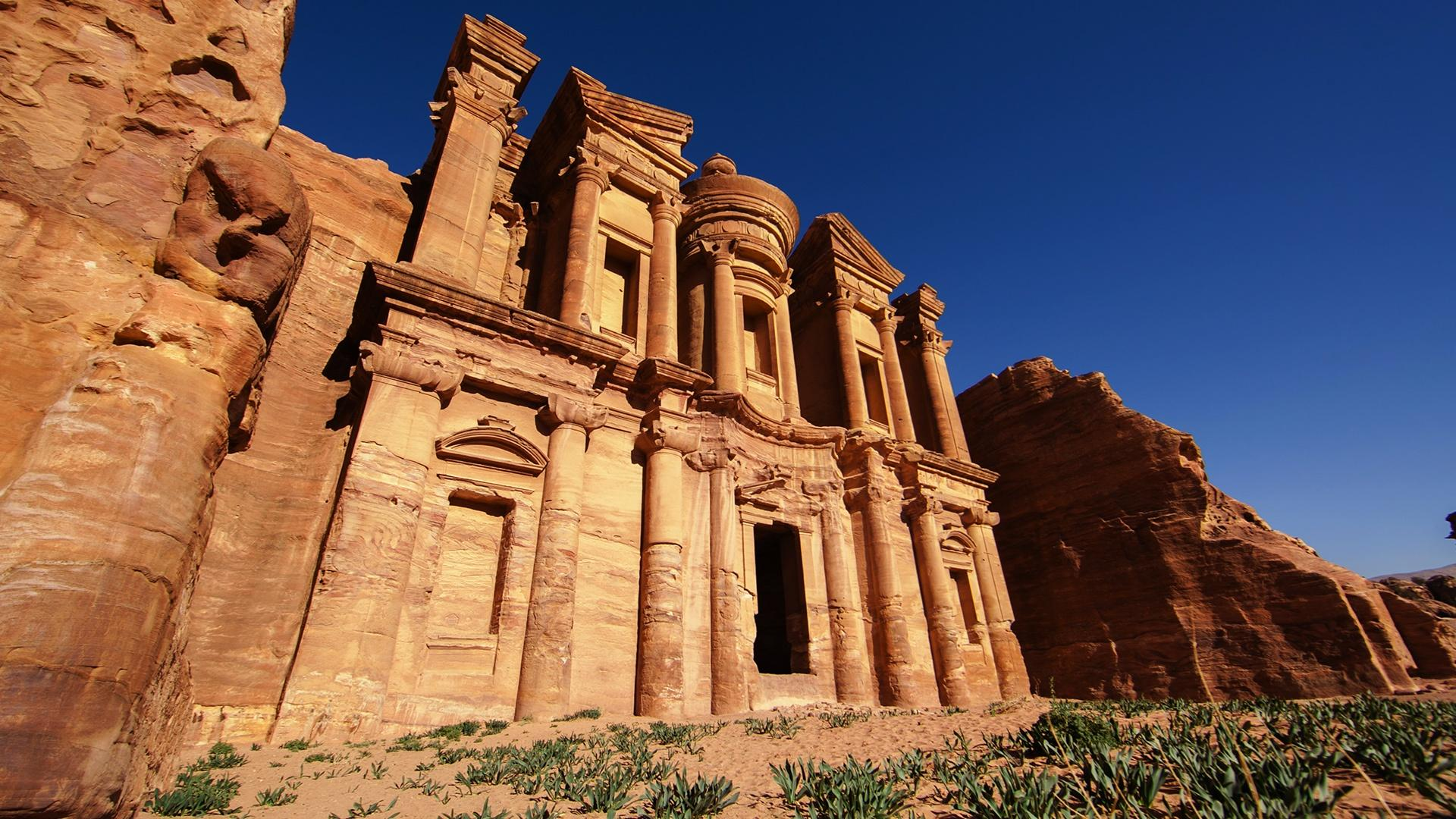 petra  lost city of stone