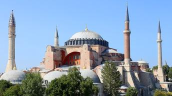 S42 Ep4: Hagia Sophia: Istanbul's Ancient Mystery