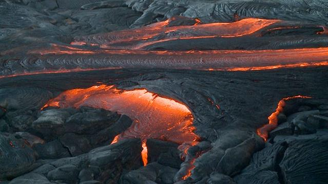 A Labyrinth of Lava