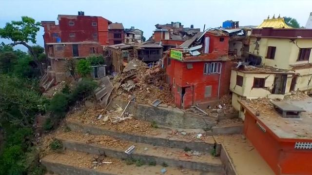 Himalayan Megaquake Preview