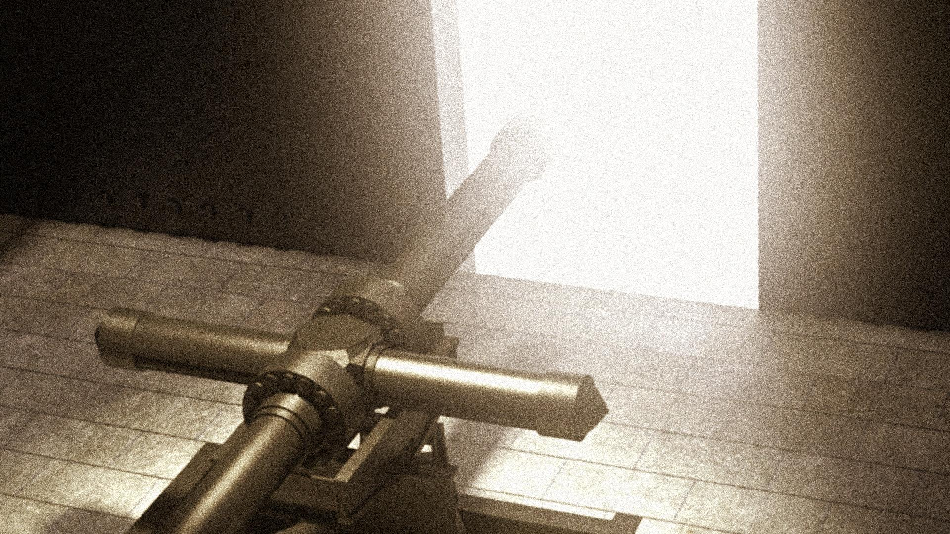 Bombing Hitler's Supergun