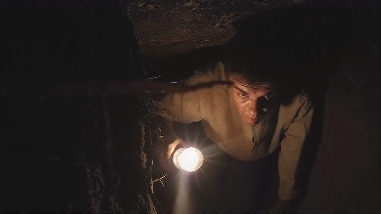 Holocaust Escape Tunnel Preview