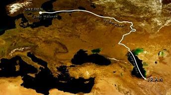 The Volga Trade Route