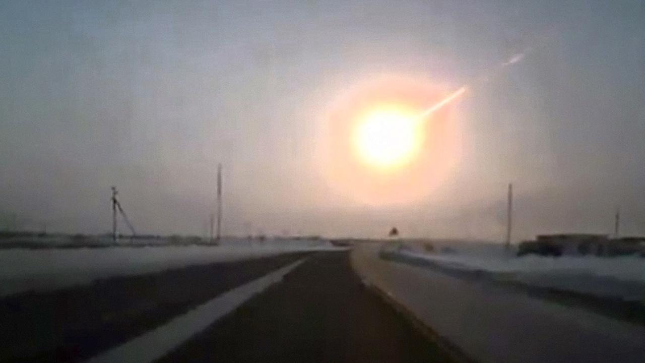 NOVA | Meteor Strike