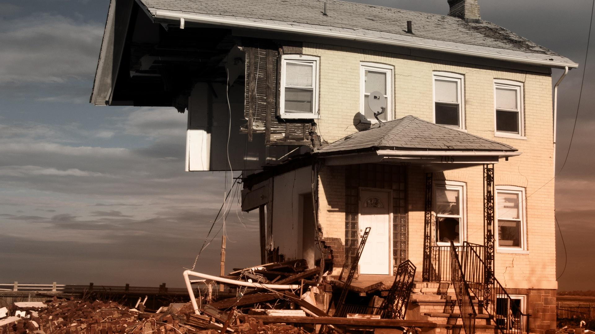 Megastorm Aftermath image