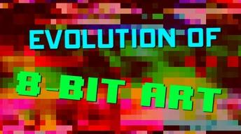 The Evolution of 8-bit Art