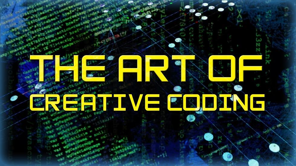 The Art of Creative Coding image