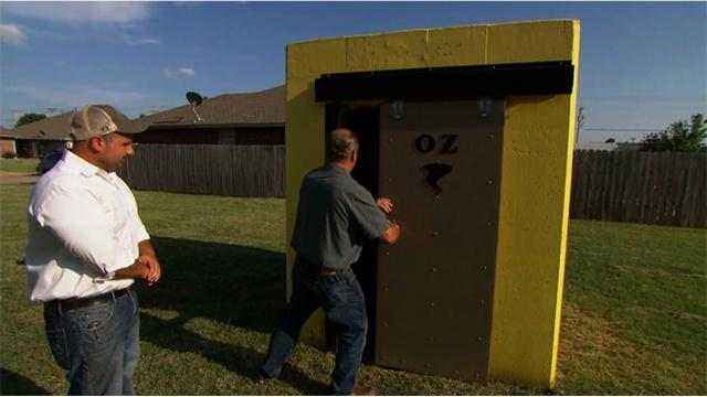 Ask TOH | Tornado Safe Room