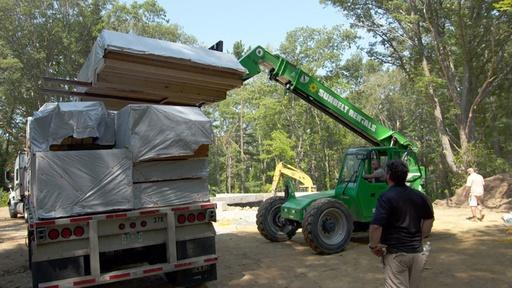 Truck In the New House Video Thumbnail