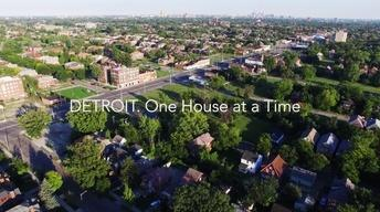 Introduction | Detroit. One House at a Time