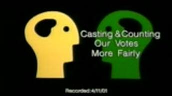 Casting and Counting Our Votes More Fairly