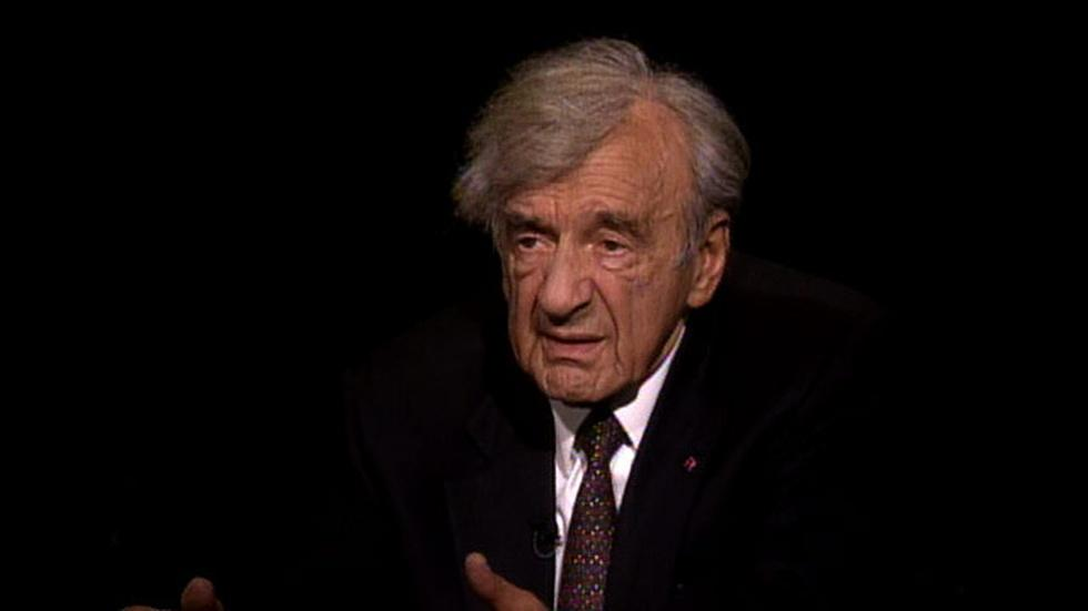 Once Again... in Conversation with Elie Wiesel image