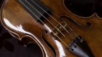 The Stolen Stradivarius Violin