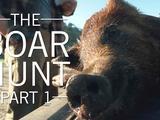 Original Fare   The Boar Hunt, Part 1