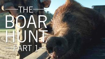 The Boar Hunt, Part 1