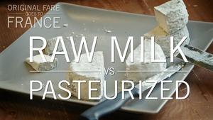 Raw Milk vs. Pasteurized