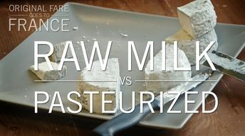 S2 Ep8: Raw Milk vs. Pasteurized