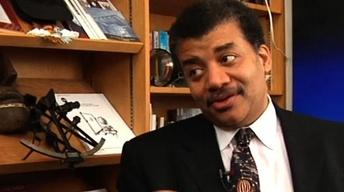 Neil deGrasse Tyson's tough question for the creator of...
