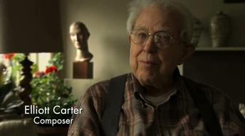 Music Makes a City: More from composer Elliott Carter