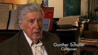 Music Makes a City: More from composer Gunther Schuller