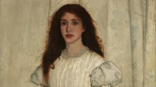 James McNeill Whistler: The White Girl