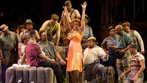 The Gershwin's Porgy and Bess from the San Francisco Opera