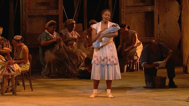 Gershwins' Porgy and Bess from San Francisco Opera - Preview