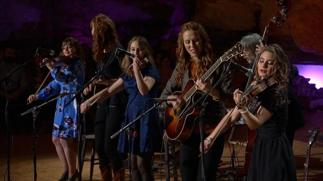 Bluegrass Underground Season 5 | The Quebe Sisters