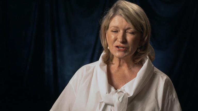 PBS Food: Martha Stewart Talks About the Influence of Julia Child