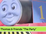 PBS Parents Birthday Parties | Thomas Birthday Party