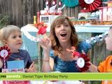 PBS Parents Birthday Parties | Daniel Tiger Birthday Party