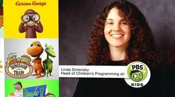 Meet the Woman Behind PBS KIDS Programs!