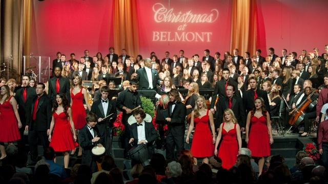 Christmas at Belmont 2013 - Preview
