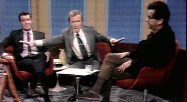 Dick Cavett on Hosting a Talk Show During Vietnam